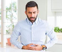 Les aigreurs d'estomac, les brûlures et le reflux gastrique