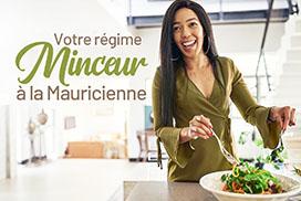 Votre régime minceur à la mauricienne